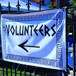 Volunteer Sign